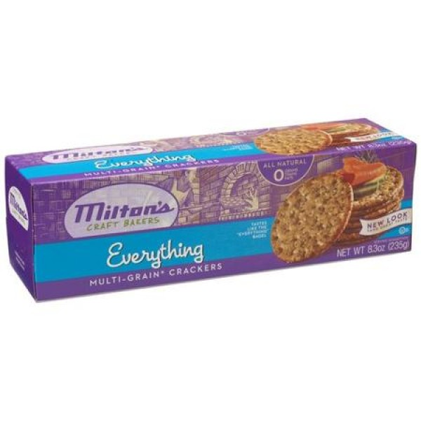 Miltons Miltons Everything Crackers 8.3 oz