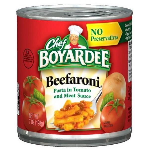 Boyardee Beefaroni 7oz