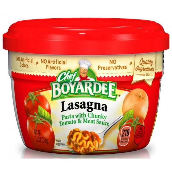 Boyardee Lasagna 7oz