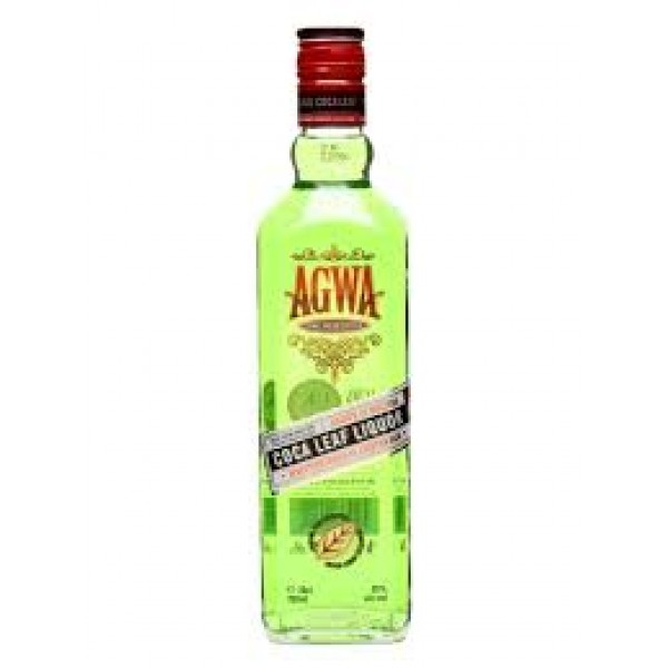 Agwa Agwa Coca Leaf Liquor 50 ml