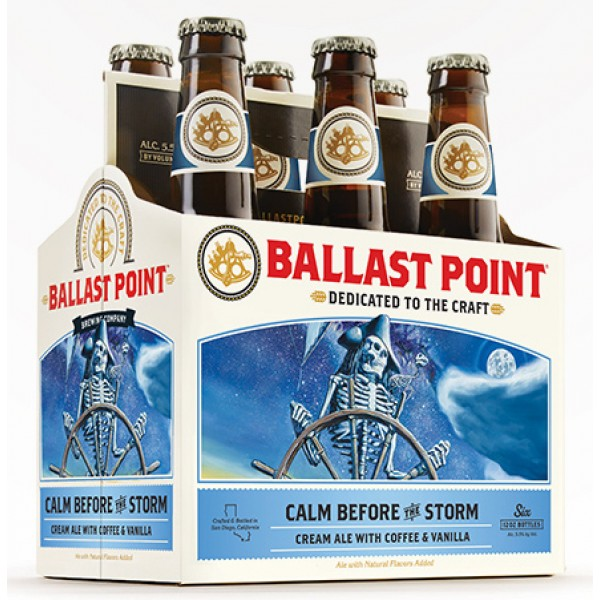 Ballast Point Ballast Point Calm Before The Storm 6 pk