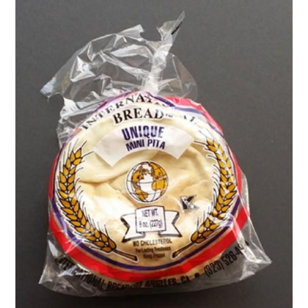 International Bread International Bread Unique Mini Pita 8 oz