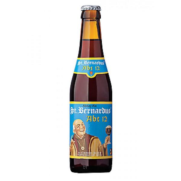 St. Bernardus Abt 12 St. Bernardus Abt 12 Belgian Abbey Ale 750 ml