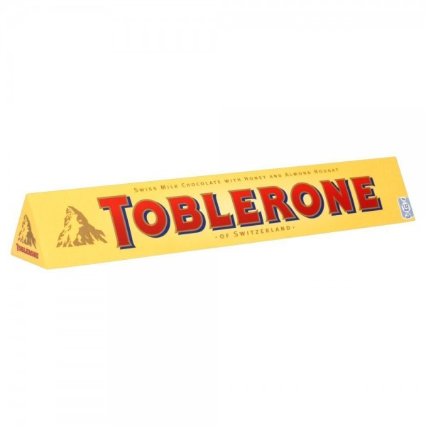 Toblerone Toblerone Swiss Milk Chocolate