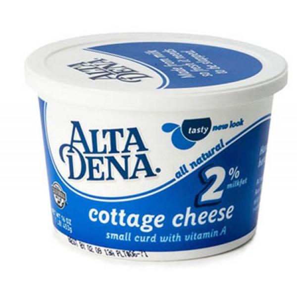 Alta Dena Alta Dena Cottage Cheese 2% Lf 16 oz