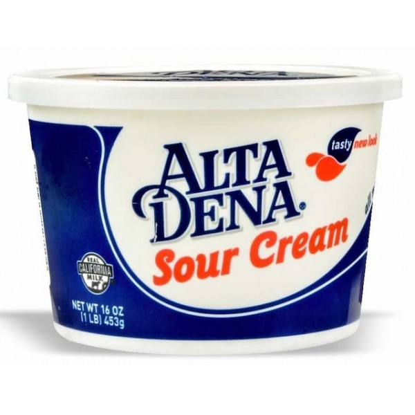 Alta Dena Alta Dena Sour Cream 16 oz