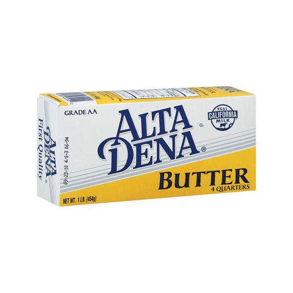 Alta Dena Alta Dena Butter Aa 1lb