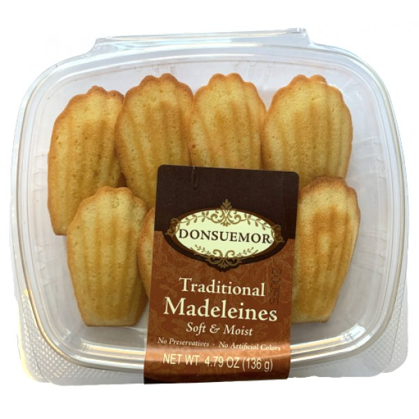 Donsuemor Madeleines Traditional 4.79 oz