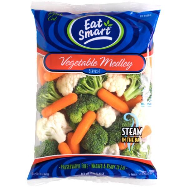 Eat Smart Vegetable Medley 12 oz