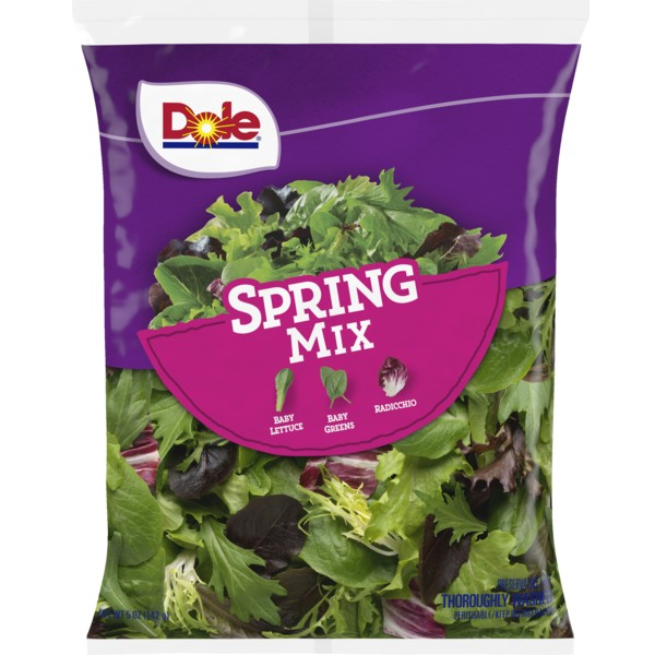 Dole Spring Mix Salad 5 oz