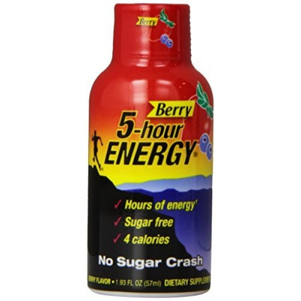 5 Hour Energy Berry 2 oz
