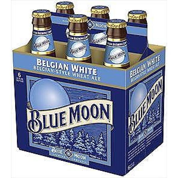 Blue Moon Blue Moon Belgian White 6pk btl