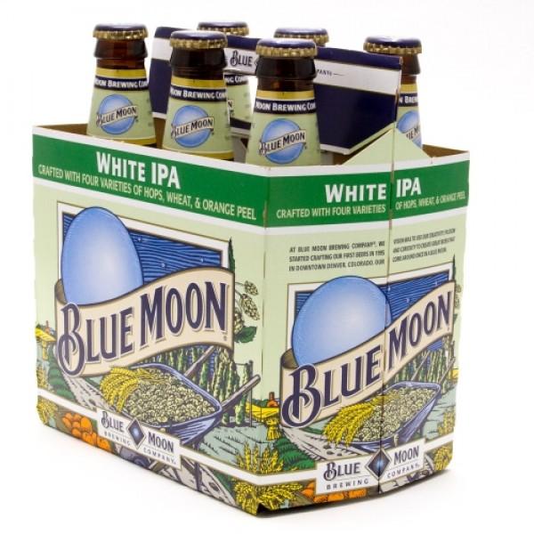 Belgian White Belgian White Blue Moon 6pk