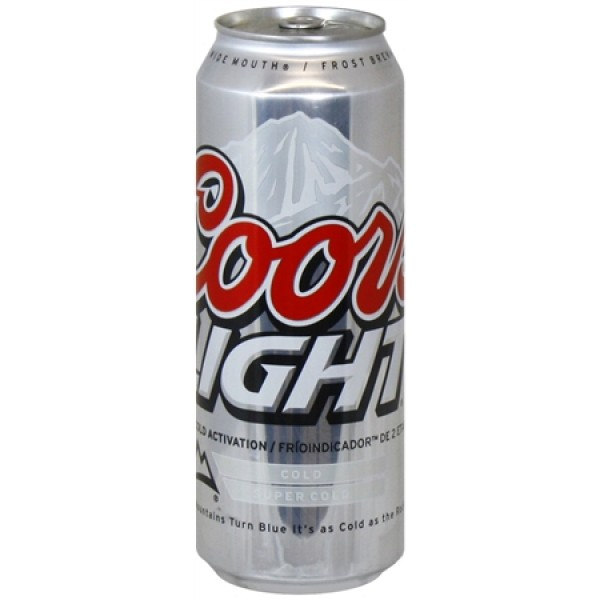Coors Light Coors Light 24 oz