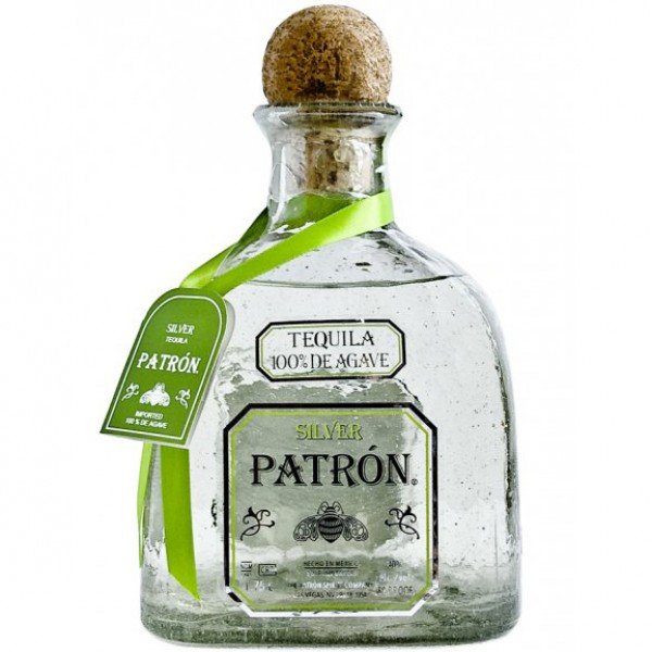 Patron Patron Silver Tequila 375 ml