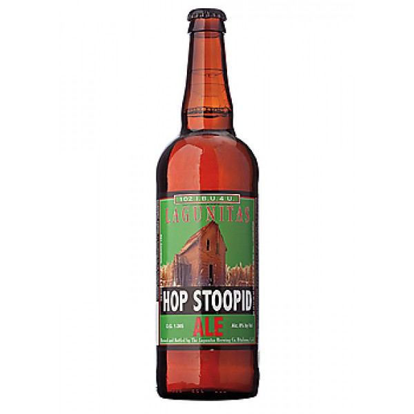 Lagunitas Lagunitas Hop Stoopid Ale 22 oz