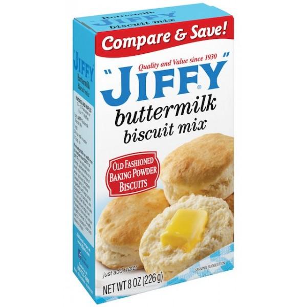 Jiffy Buttermilk Biscuit Mix 8oz