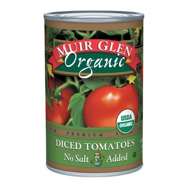 Muir Glen Muir Glen Organic Diced Tomatoes no Salt