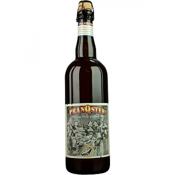 North Coast North Coast Pranqster Belgian Style Ale 750 ml