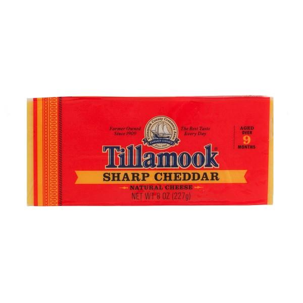 Tillamook Tillamook Cheddar Sharp 8 oz