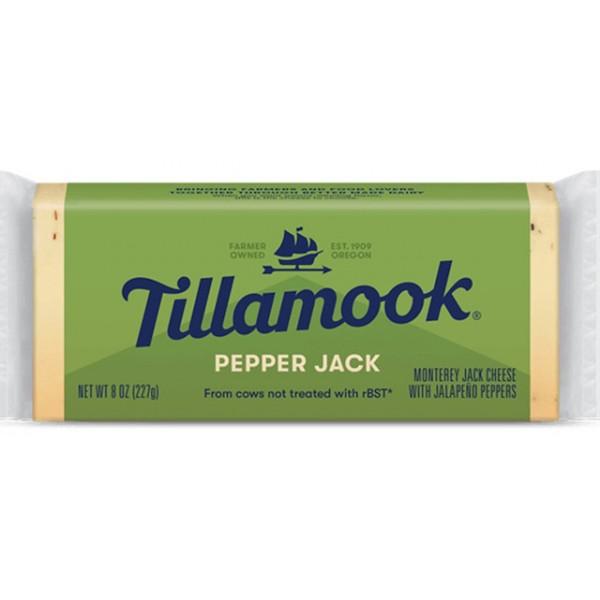 Tillamook Tillamook Pepper Jack Cheese 8 oz