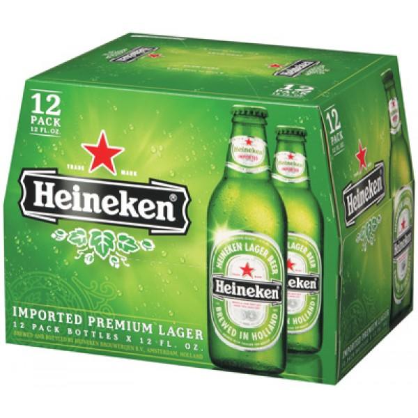 Heineken Heineken 12 pk