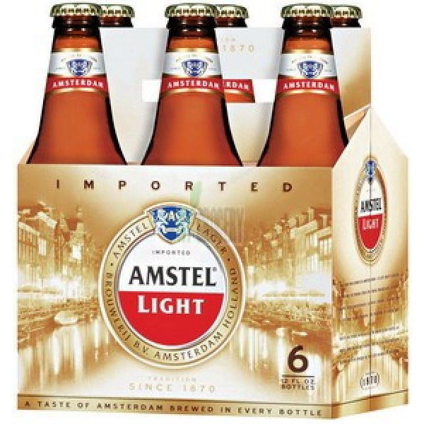 Amstel Light Amstel Light 6pk btl 12 oz
