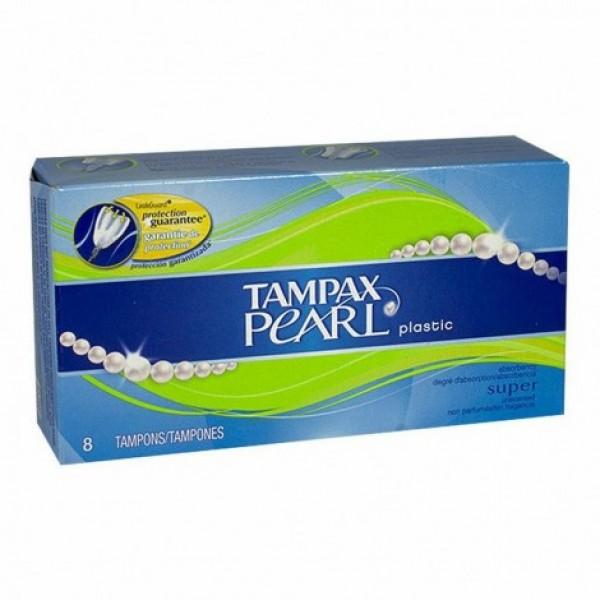 Tampax Pearl Tampax Pearl Super 8 ct