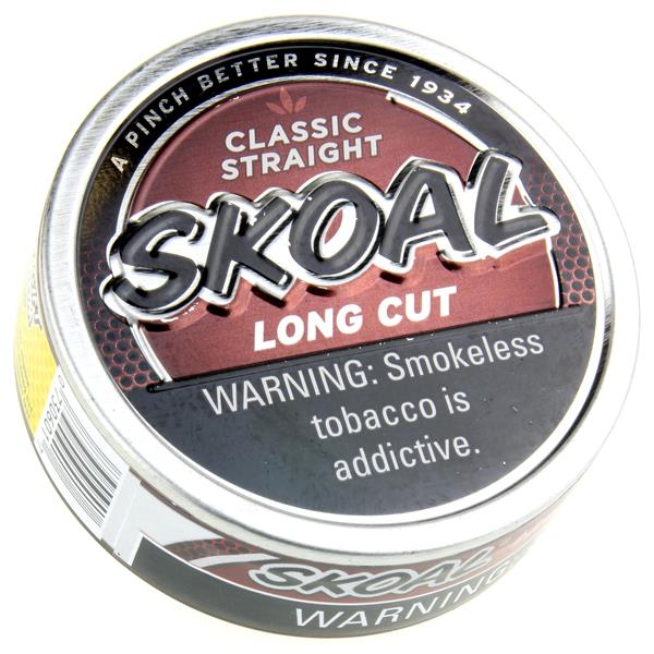Skoal Skoal Long Cut Straight