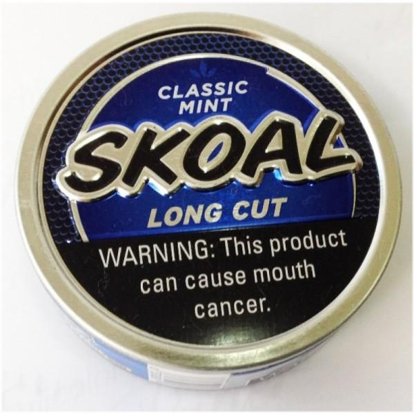 Skoal Skoal Mint Long Cut