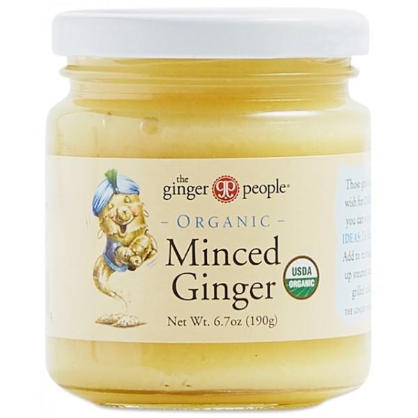 Ginger People Minced Ginger 6.7oz