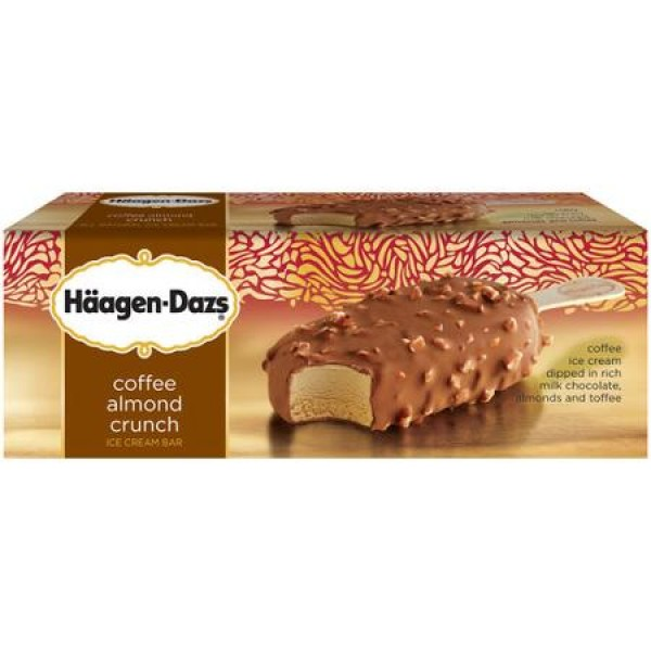 Haagen-Dazs Haagen-Dazs Coffee Almond Crunch Bar