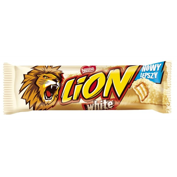 Lion White Chocolate Bar