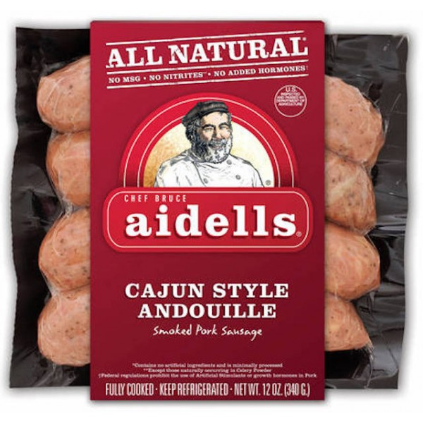 Aidells Aidells Sausage Cajun Andouille 12 oz