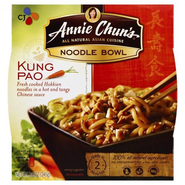Annie Chuns Annie Chuns Noodle Bowl Kung Pao 7.9 oz