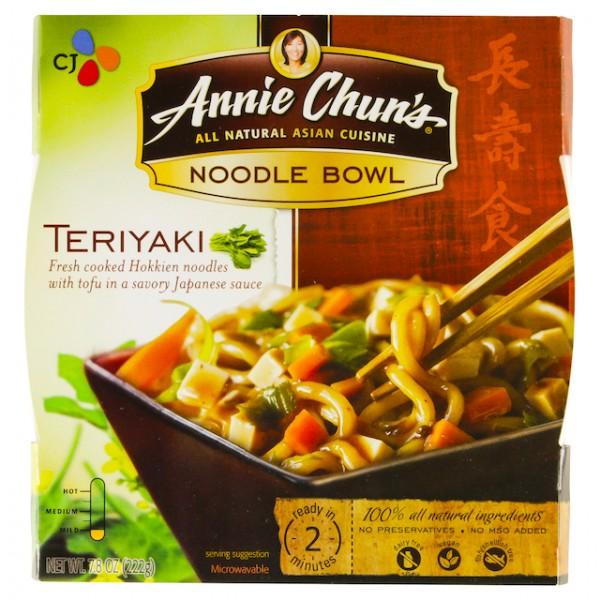 Annie Chuns Annie Chuns Noodle Bowl Teriyaki 7.9 oz