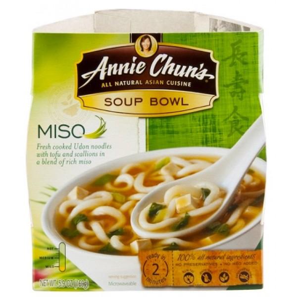 Annie Chuns Annie Chuns Soup Bowl Miso 5.9 oz