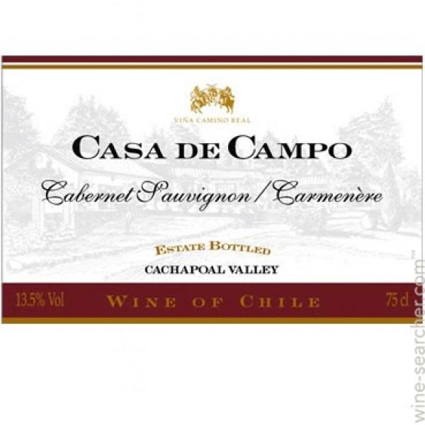 Casa  De Campo Casa De Campo Cabernet Sauvignon 750 ml