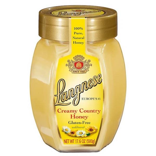 Langnese Creamy Country Honey GF 17.6 oz