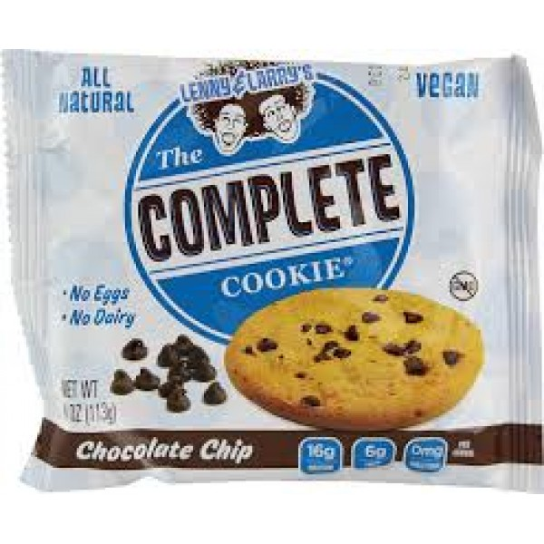Lenny&Larrys Lenny&Larrys Complete Cookie Chocolate Chip 4 oz