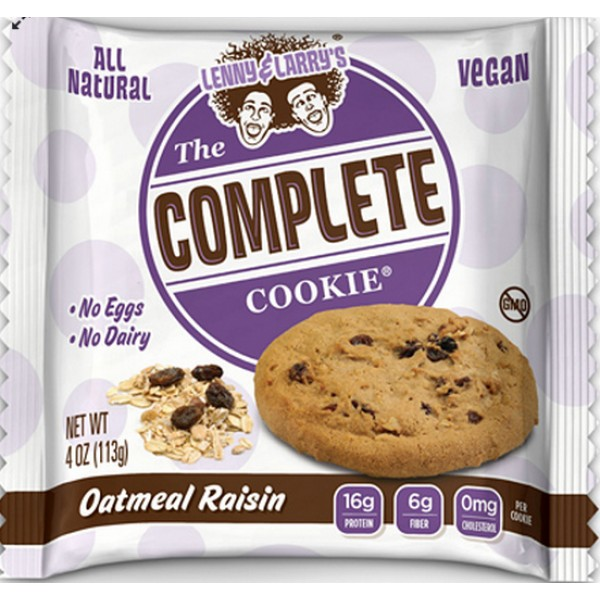 Lenny&Larrys Lenny&Larrys Oatmeal Raisin Cookie 4 oz