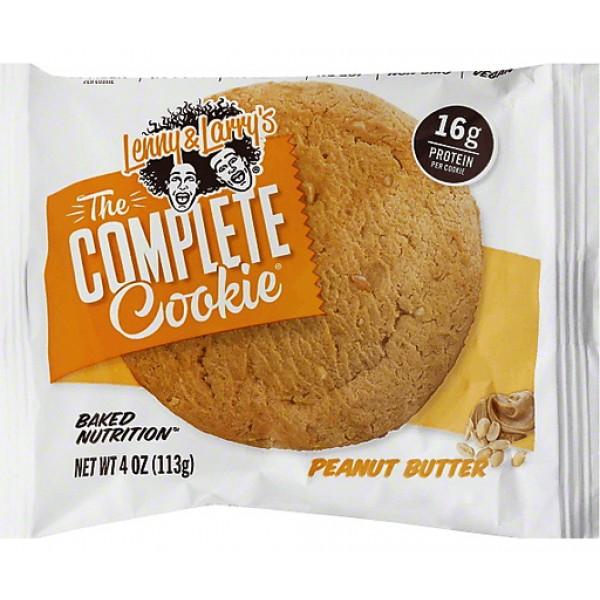 Lenny&Larrys Lenny&Larrys Complete Cookie Peanut Butter 4 oz