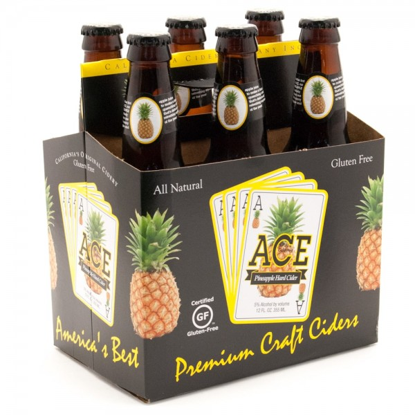 Ace Cider  Pineapple 4 PK