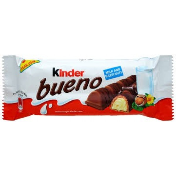 Kinder Kinder Bueno 2 bars