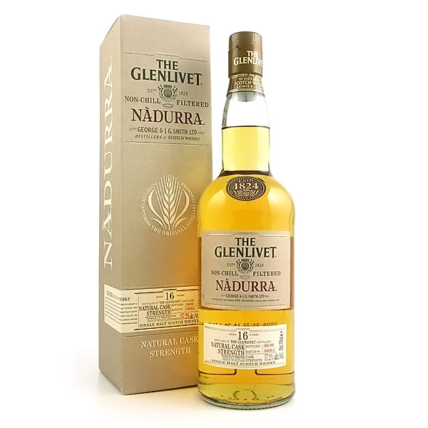 The Glenlivet The Glenlivet Nadurra Scotch 750 ml