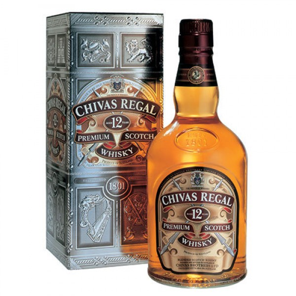Chivas Regal Chivas Regal 12 Yrs 750 ml