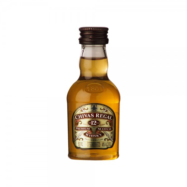 Chivas Regal Chivas Regal 50 ml