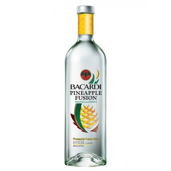 Bacardi Bacardi Pineapple Fusion