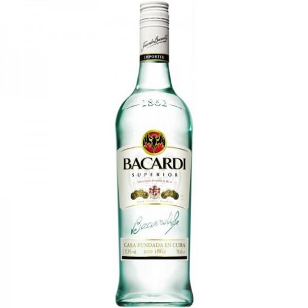 Bacardi Bacardi Superior 750 ml