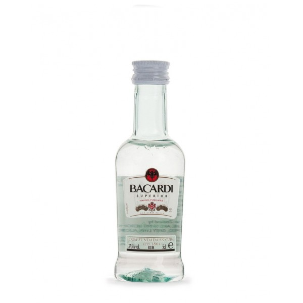 Bacardi Superior 50 ml